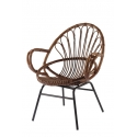 Vivaldi fauteuil coquille empilable